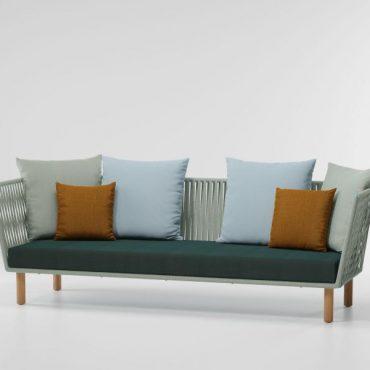 Bitta Lounge Sofa 3