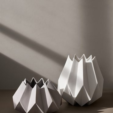 Folded Vase Location